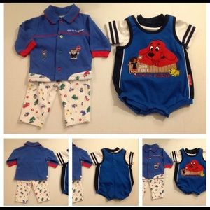 Other - 4 PC Toddlers Boys Clothing